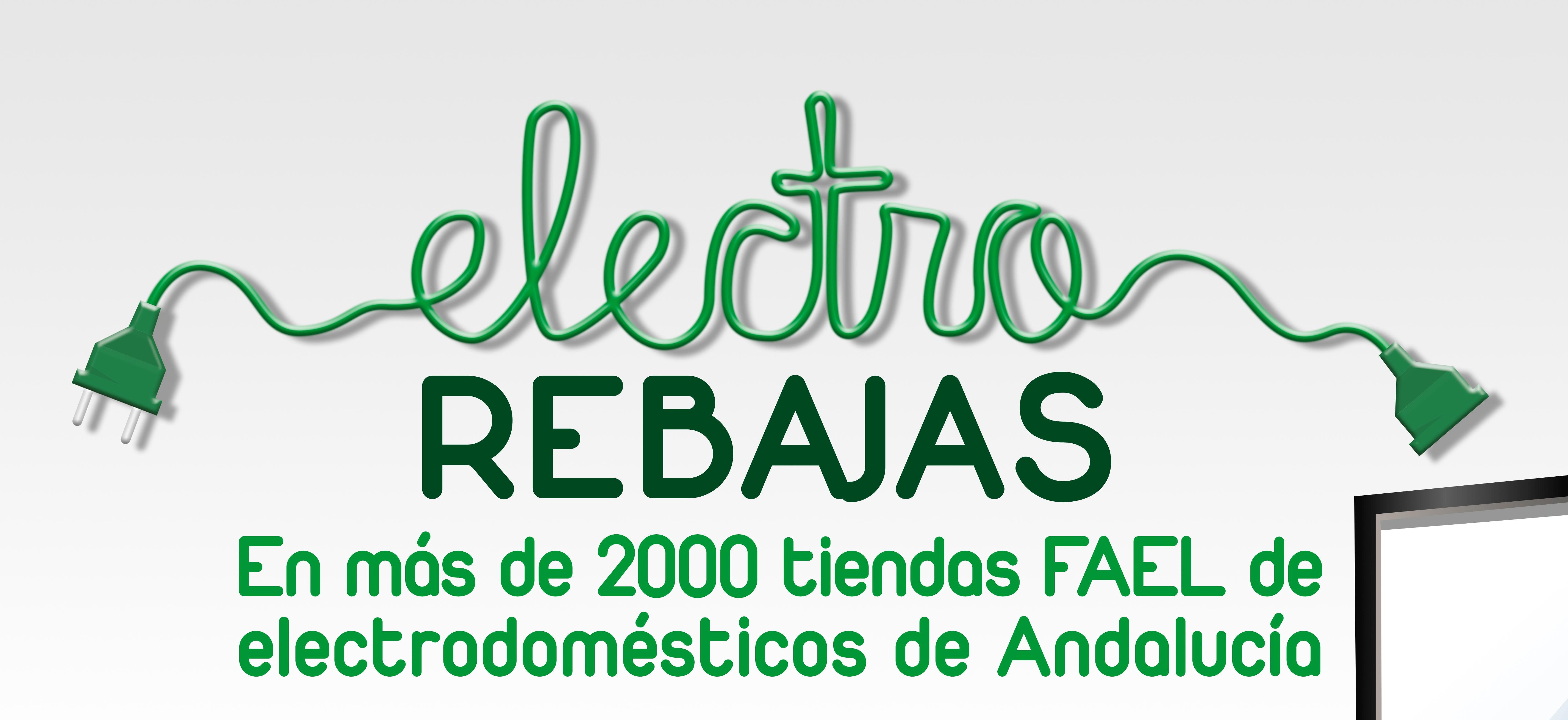 Electro Rebajas #tiendasFAEL