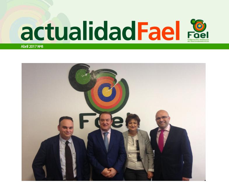 Revista Actualidad Fael – nº8