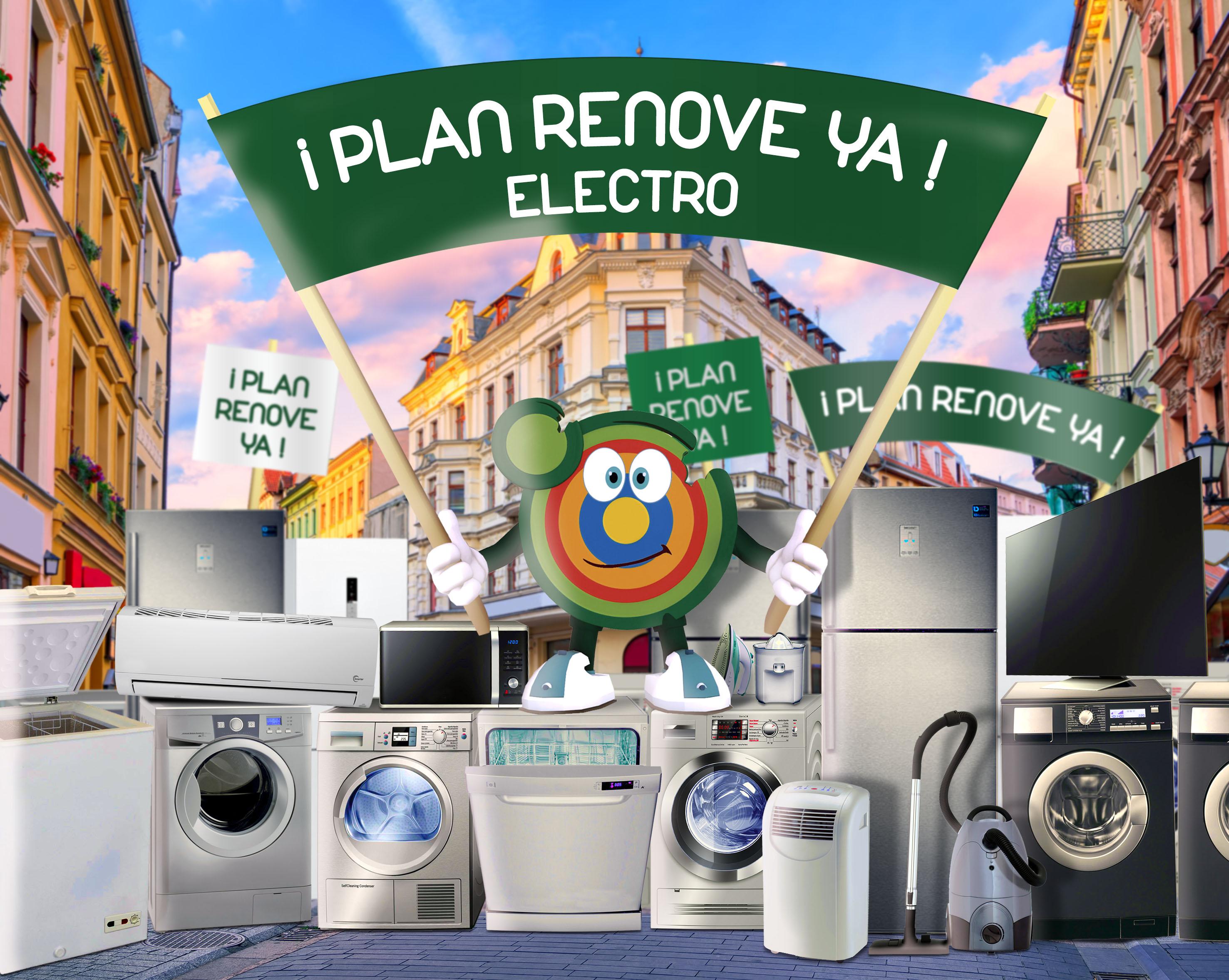 FAEL reivindica la urgente reactivación de un Plan Renove de Electrodomésticos para Andalucía