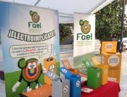 FAEL en el día Mundial de Medio Ambiente en Maracena, Granada.