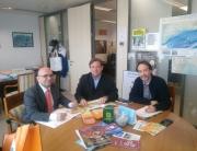 Presentación Proyecto ECOsinergias en Málaga