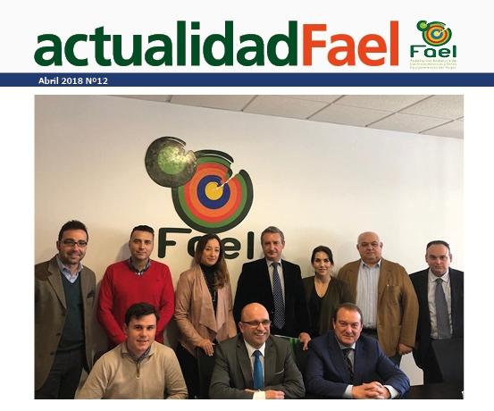 Revista Actualidad FAEL nº12