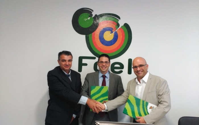 Firma Convenio Catalana Occ