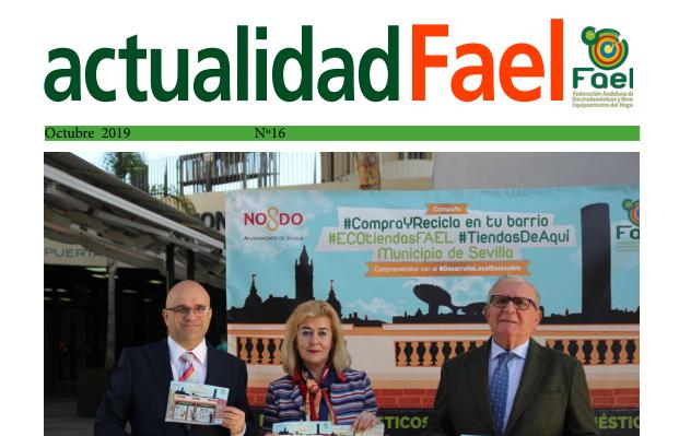 Revista Actualidad FAEL nº16
