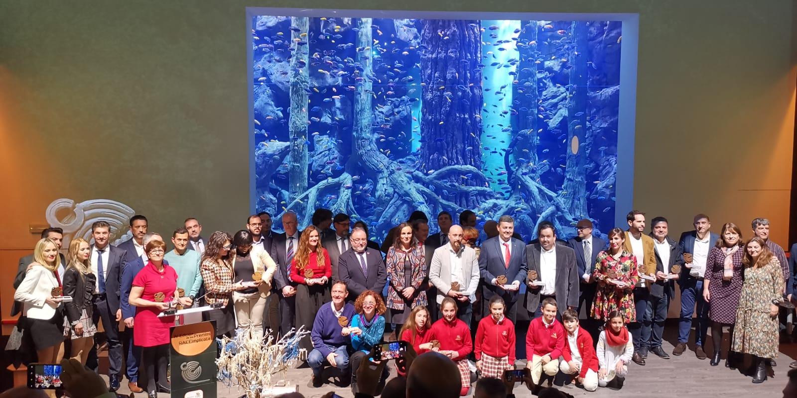 FAEL entrega 29 premios en la IV Edición de RAEEimplícate en reconocimiento a las buenas prácticas medioambientales