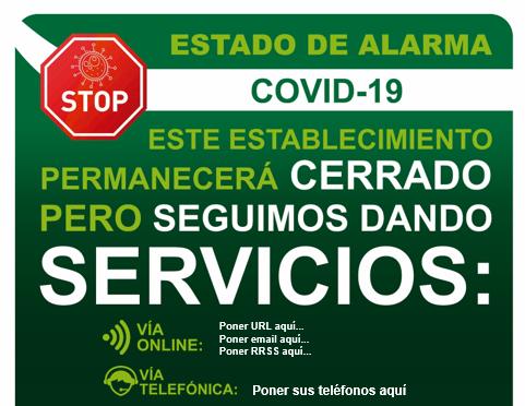 Comunicado FAEL/AAEL ante el COVID-19: Situación Apertura Tiendas y Desplazamientos