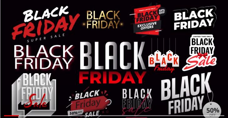 """Campaña """"Este Black-Friday si compras en tu comercio local, nos iluminas a todos"""""""
