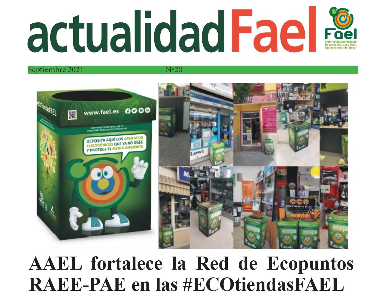 Revista Actualidad FAEL nº20
